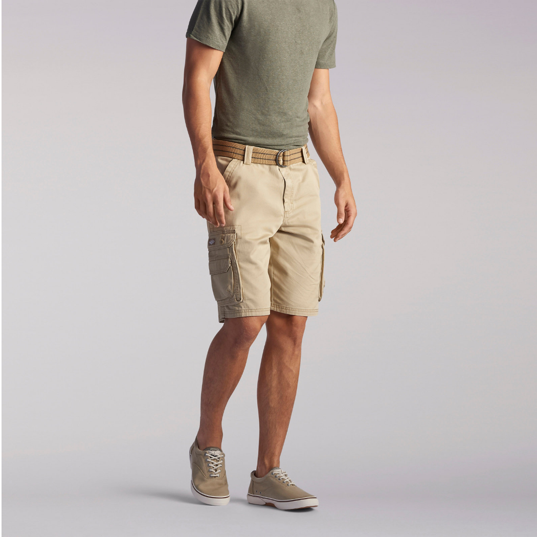 Lee Wyoming Cargo Short Buff 1