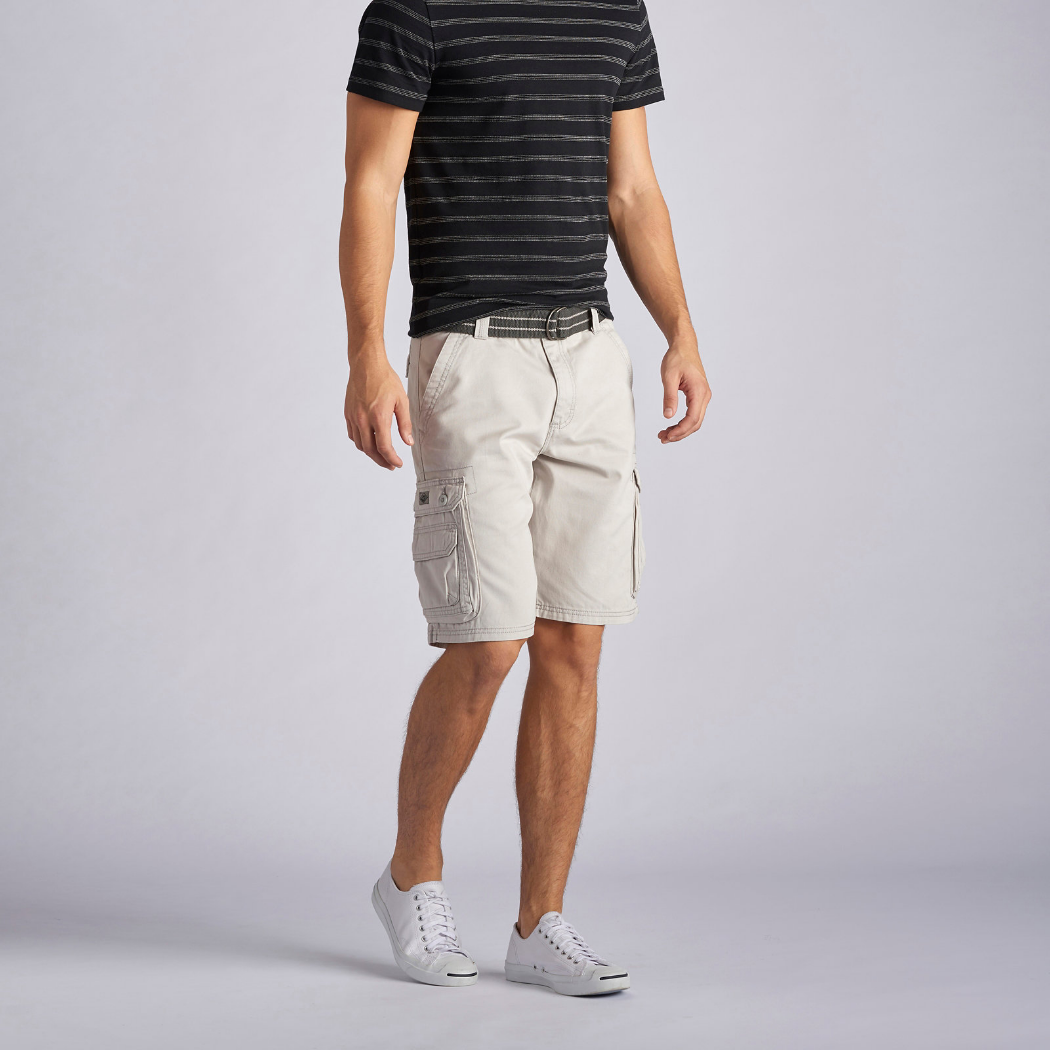 Lee Wyoming Cargo Short Cadet Gray 1