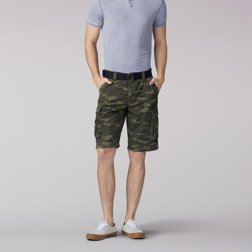 Lee Wyoming Cargo Short Combat Camo 1