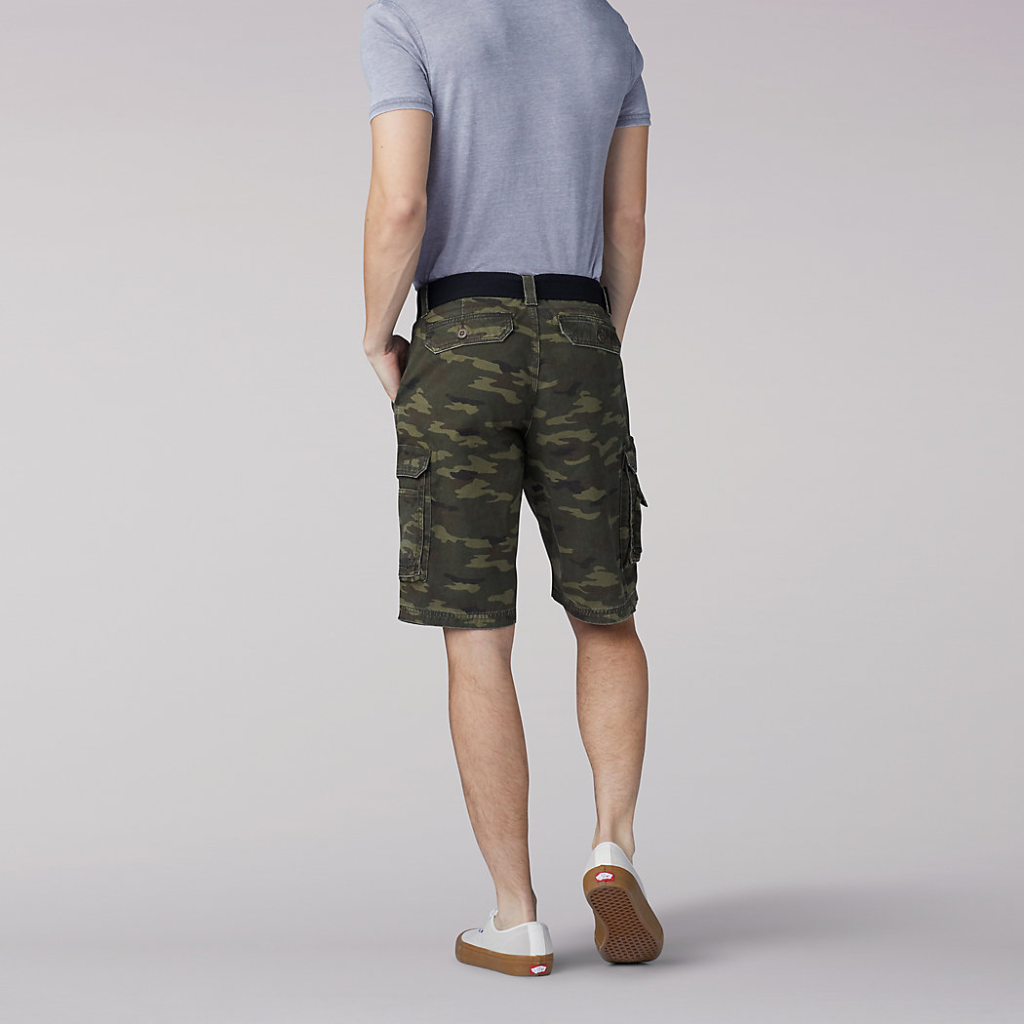 Lee Wyoming Cargo Short Combat Camo 2