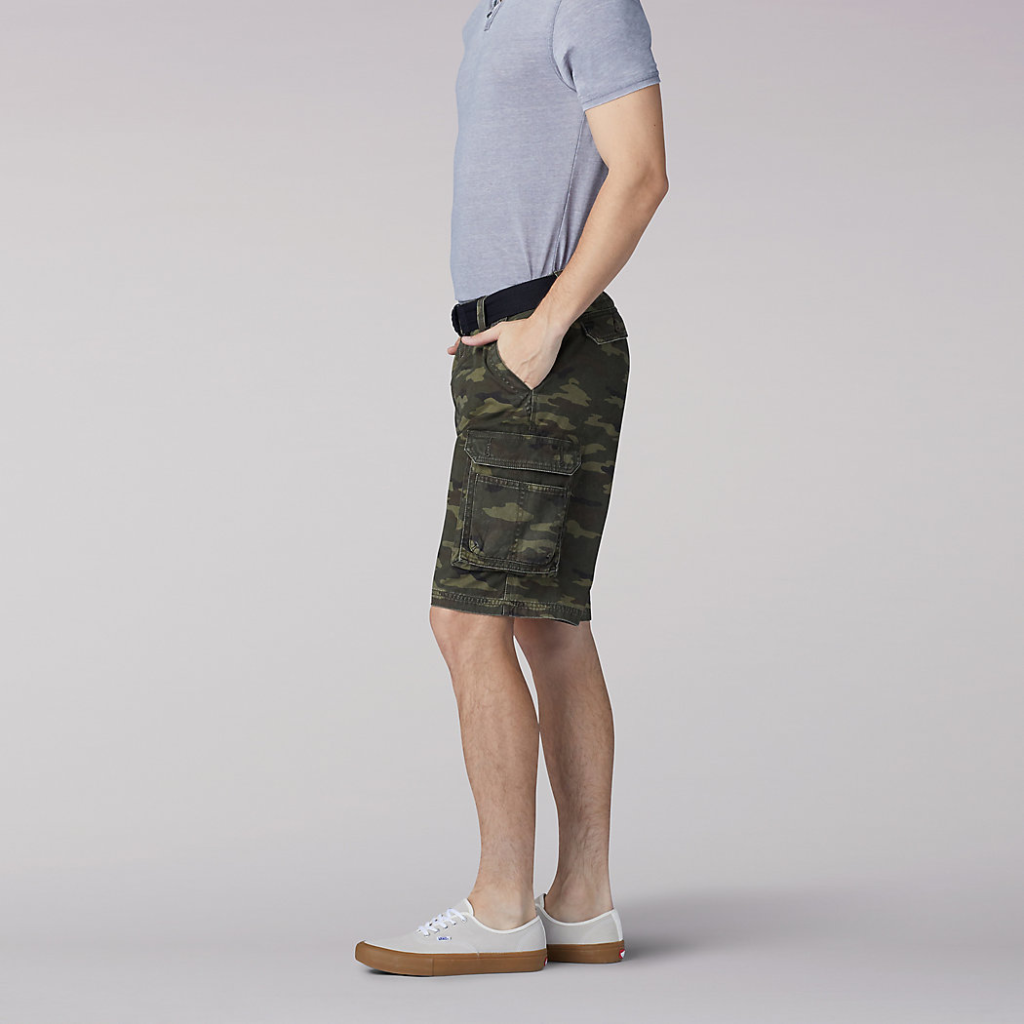 Lee Wyoming Cargo Short Combat Camo 3