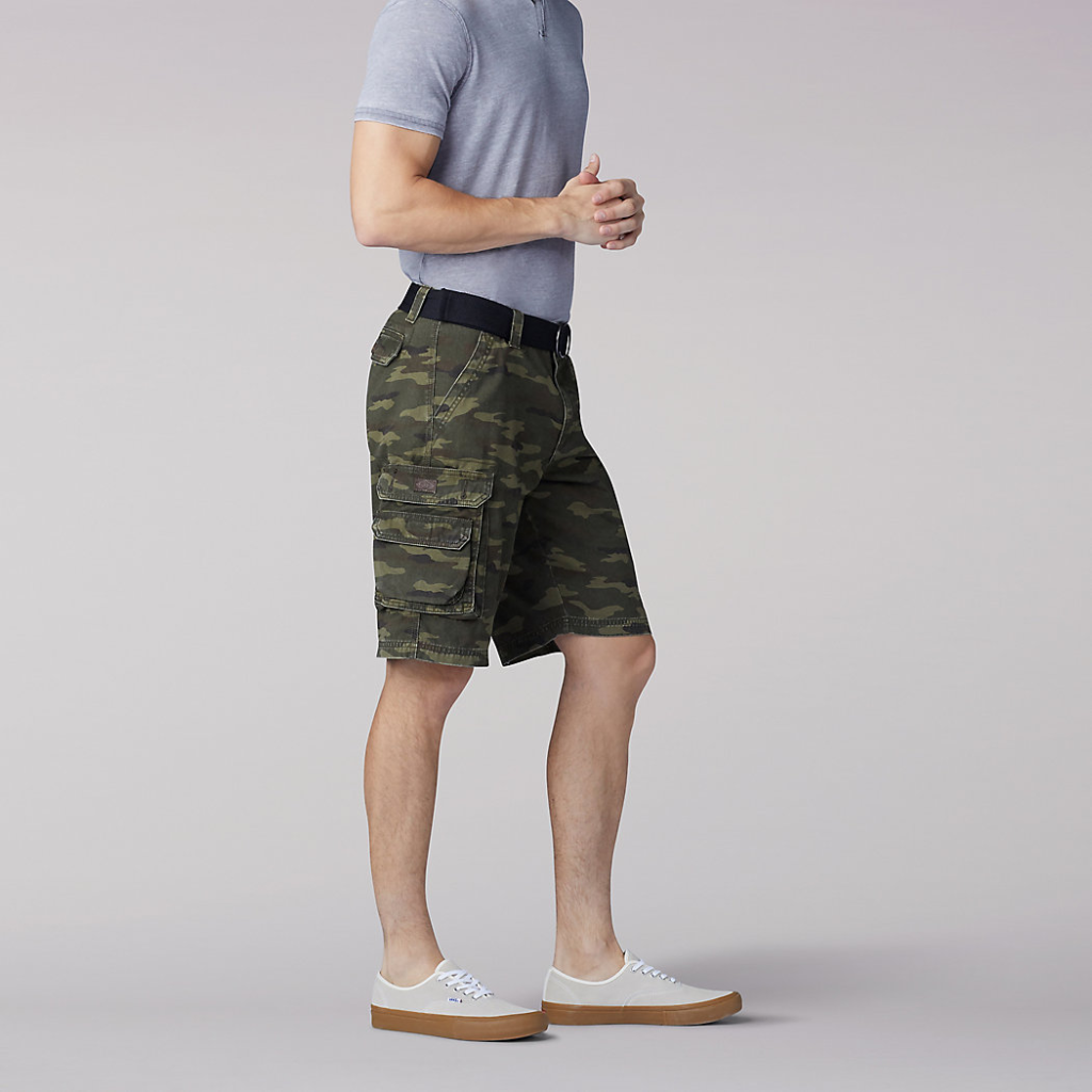 Lee Wyoming Cargo Short Combat Camo 4