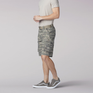 Lee Wyoming Cargo Short Fatigue Camo 2