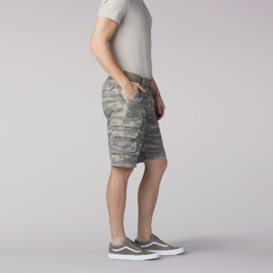 Lee Wyoming Cargo Short Fatigue Camo 3