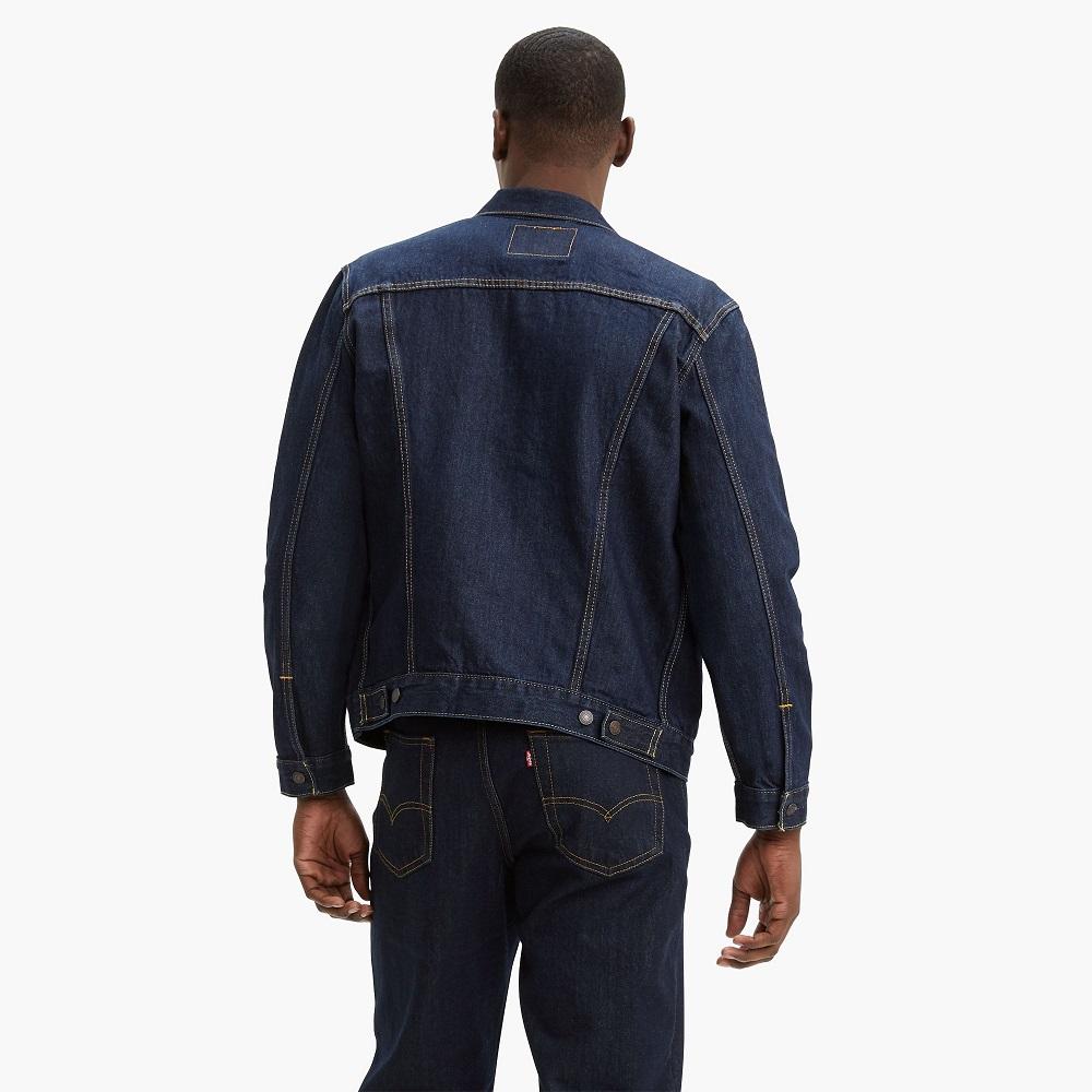 Levi's Trucker Jacket Rinse