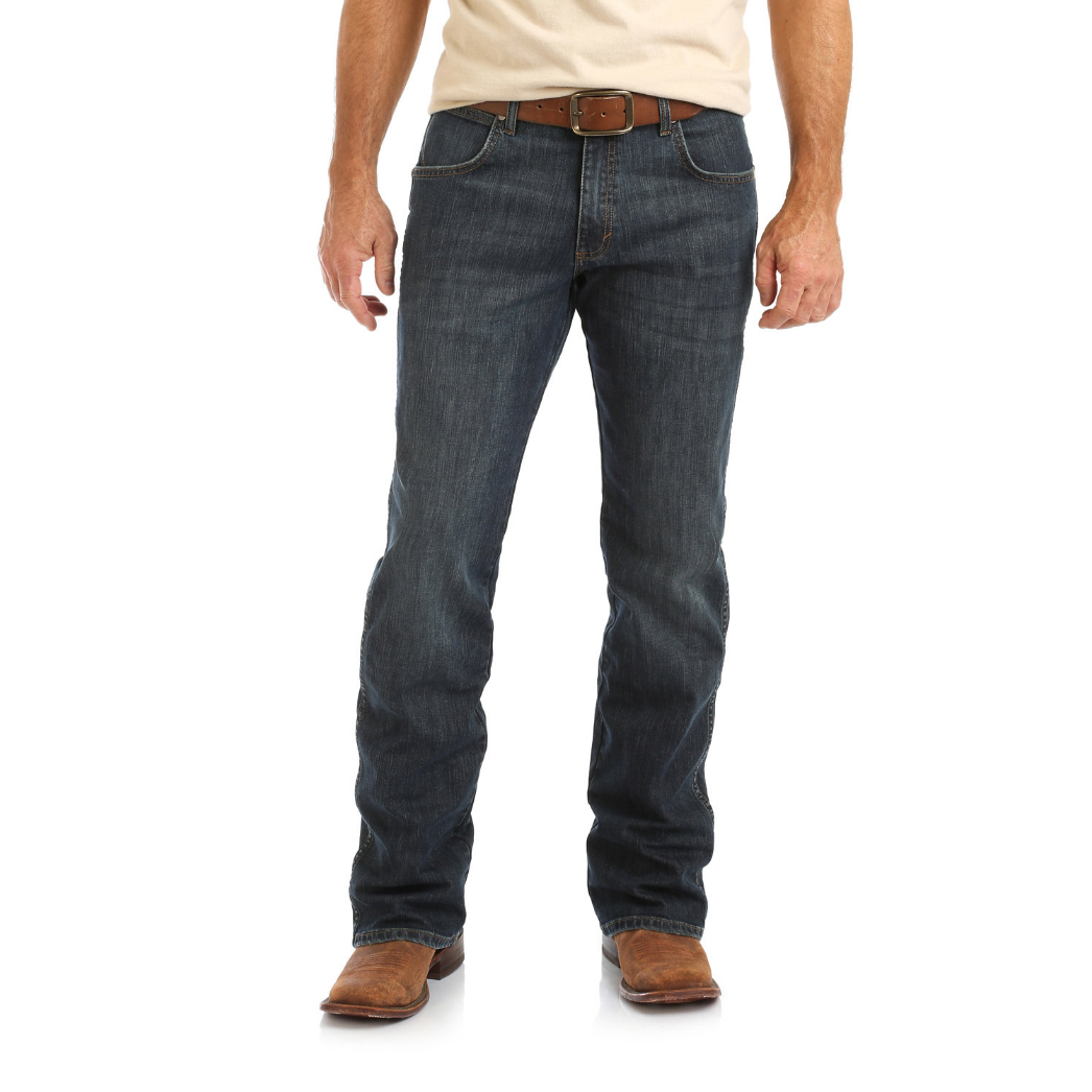 Мужские джинсы Wrangler Retro Relaxed Fit Bootcut Jean WRT20FL 1
