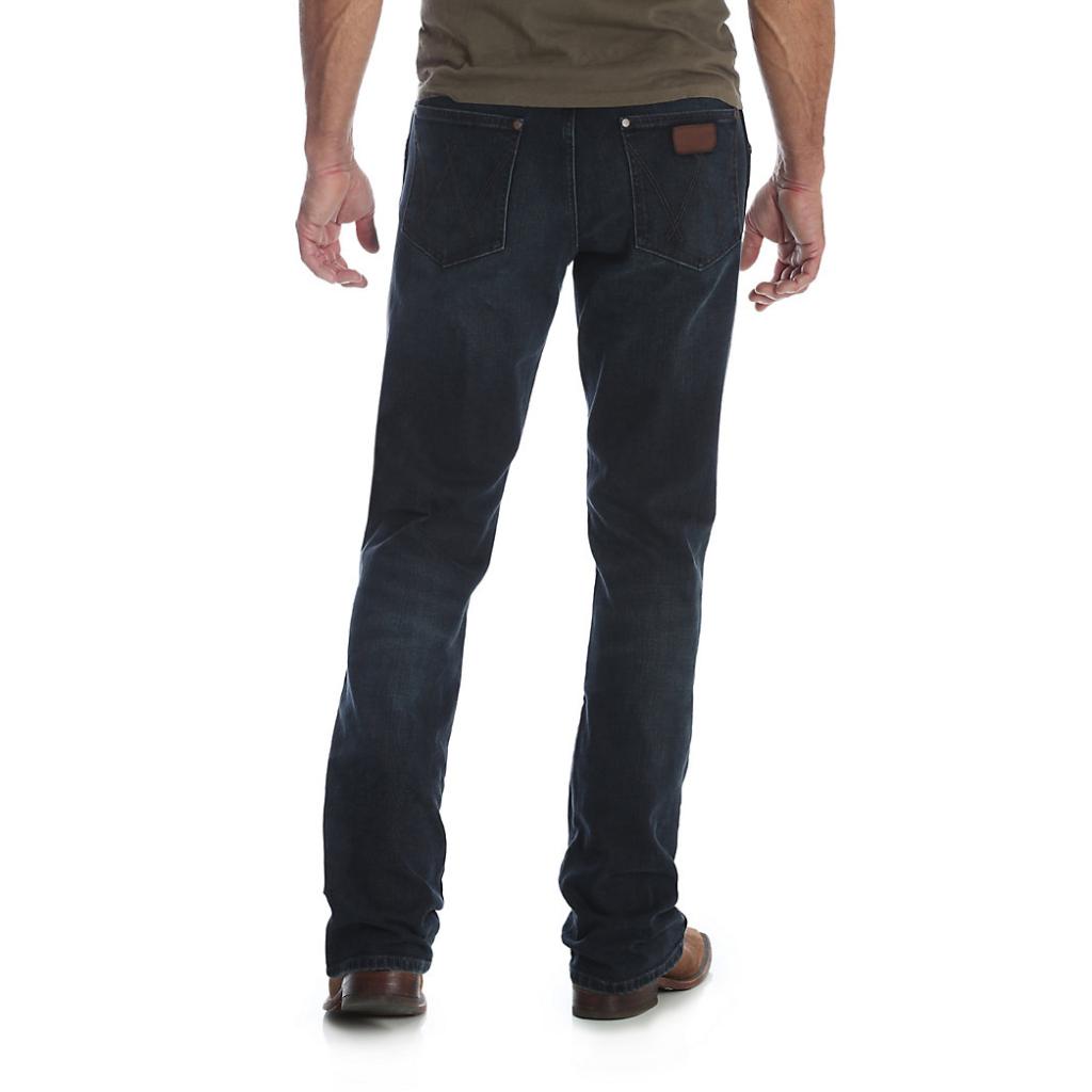 Мужские джинсы Wrangler Retro Relaxed Fit Bootcut Jean WRT20OD 3