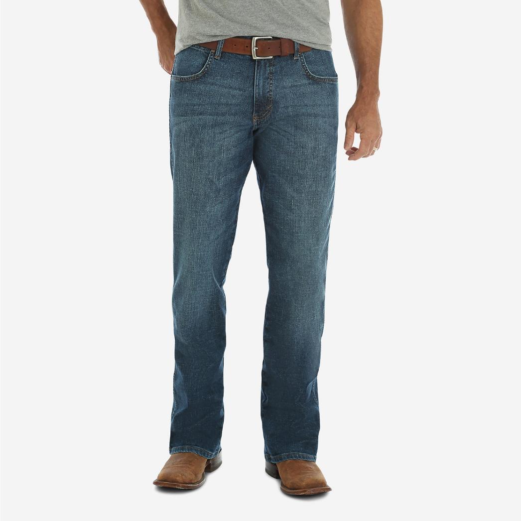 Мужские джинсы Wrangler Retro Relaxed Fit Bootcut Jean WRT20PN 1